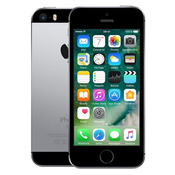 گوشی آیفون SE با ظرفیت 64 گیگابایت مدل 2016
