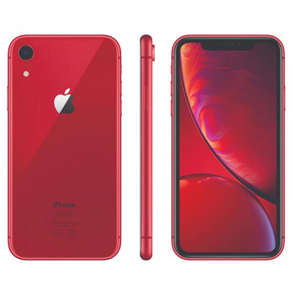 آیفون XR قرمز