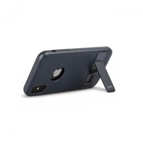 Case Kameleon Moshi iPhone X black