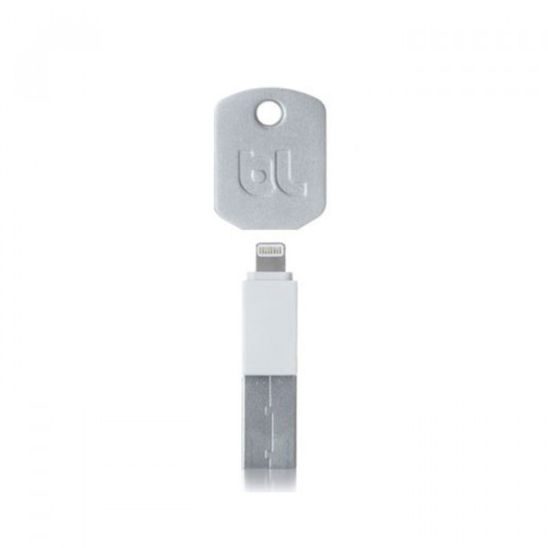 Kii short USB to Lightning Blue Lounge