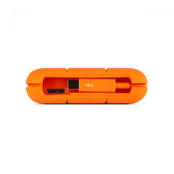 LaCie Rugged Thunderbolt™ RAID 4TB