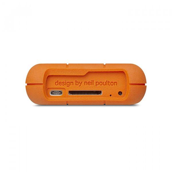 LaCie Rugged Thunderbolt USB-C 4TB