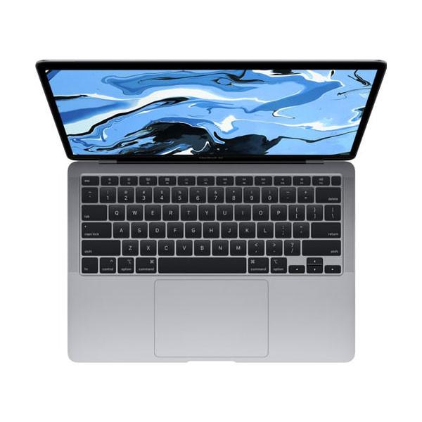 مک بوک ایر 13 اینچ خاکستری تیره مدل MVH22 مدل 2020