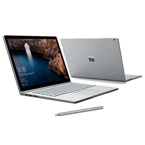 لپ تاپ 15 اینچی مدل Surface Book 2 i7-8650 U مایکروسافت با ظرفیت 256 گیگابایت