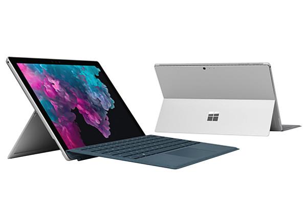 تبلت 12.3 اینچی مدل Surface Pro 6 i5-8350 U مایکروسافت با ظرفیت 256 گیگابایت