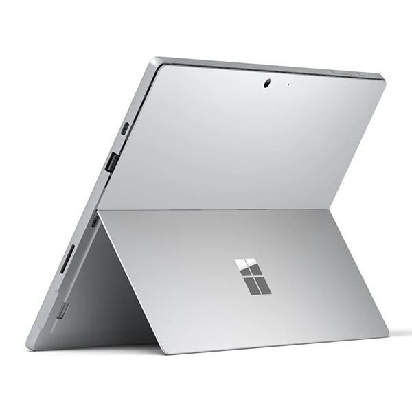 تبلت 12.3 اینچی مدل Surface Pro 7 i5-1035G4 نقره ای مایکروسافت با ظرفیت 128 گیگابایت (رم 8 گیگابایت)