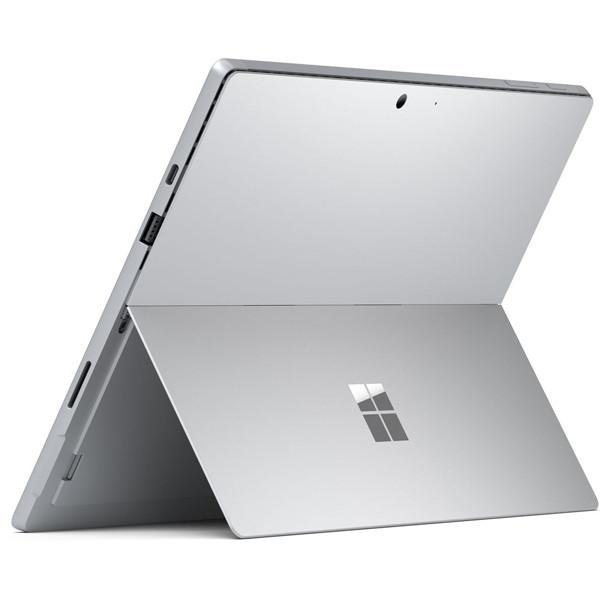 تبلت 12.3 اینچی مدل Surface Pro 7 i7-1065G7 نقره ای مایکروسافت با ظرفیت 1 ترابایت