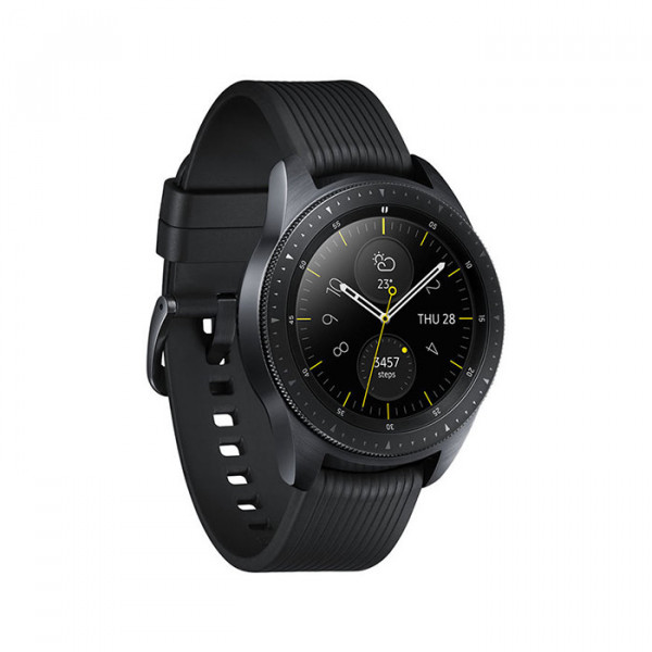 ساعت هوشمند گلکسی سامسونگ سایز 42 میلیمتر مشکی