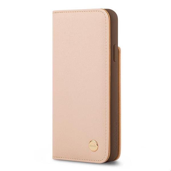 قاب موبایل مدل Overture صورتی مناسب برای آیفون 11 پرومکس موشی