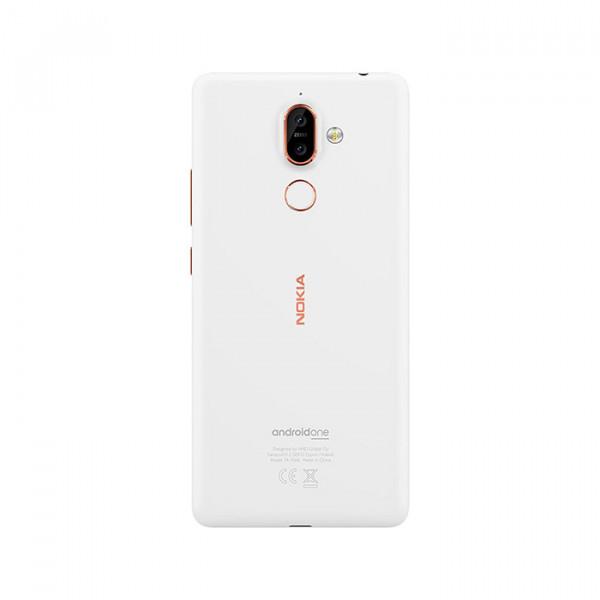Nokia 7 plus 2018 white