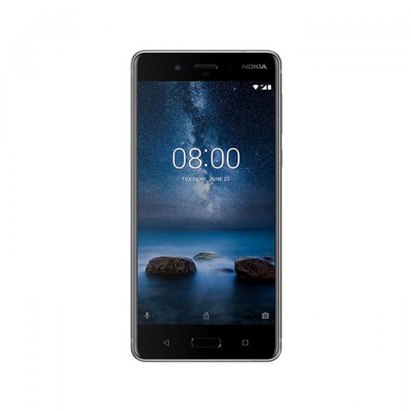 Nokia 8 128GB 2017 steel