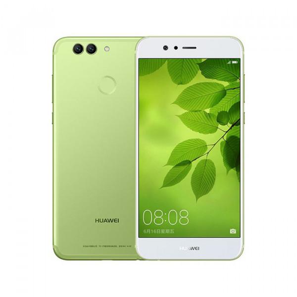 Huawei Nova 2 Plus green