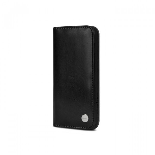 Leather Wallet Moshi Overture for iPhone X