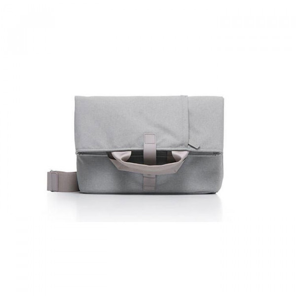 Blue Lounge Postal Bag Grey