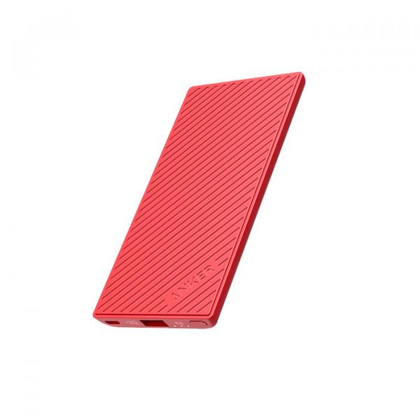 Anker PowerCore Slim 5000 red