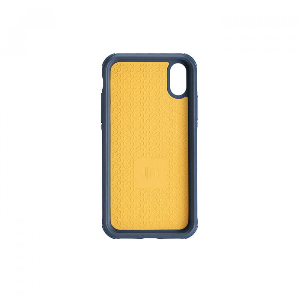 Just Mobile Quattro Air for iPhone X blue