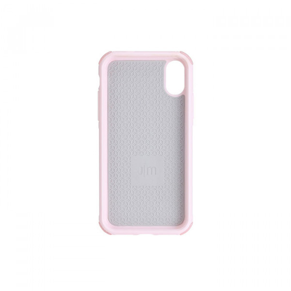 Just Mobile Quattro Air for iPhone X pink