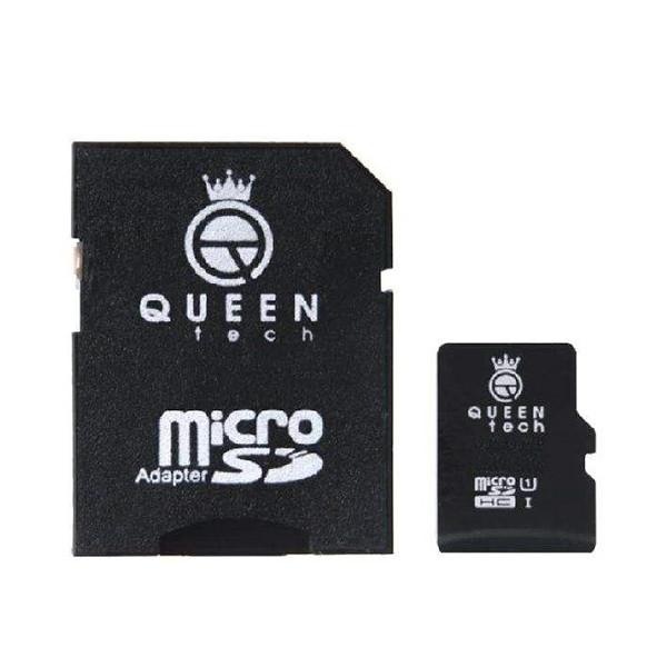 کارت حافظه MicroSD 300X کوئین تک 64 گیگابایت