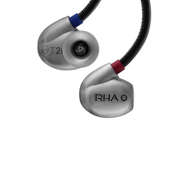 RHA T20i Silver
