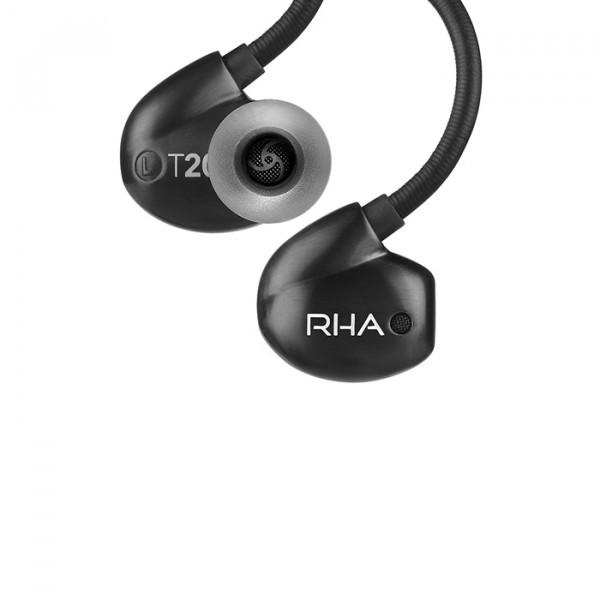 RHA T20i Black