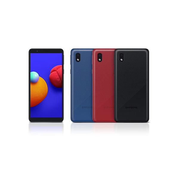گوشی گلکسی A01 Core مشکی سامسونگ با ظرفیت 32 گیگابایت