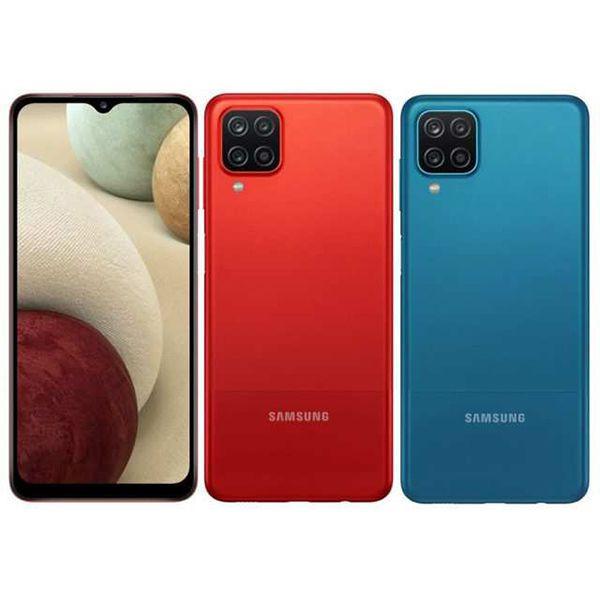گوشی گلکسی A12 سامسونگ با ظرفیت 128 گیگابایت (6 گیگابایت RAM)