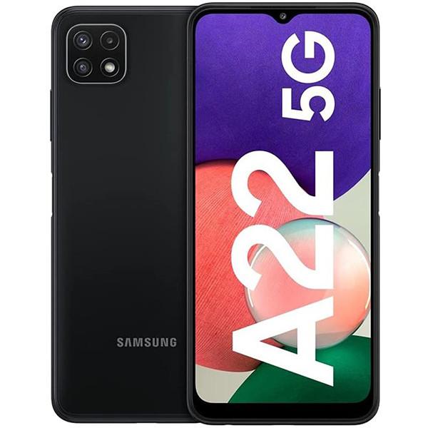 گوشی گلکسی A22 سامسونگ با ظرفیت 64 گیگابایت 5G