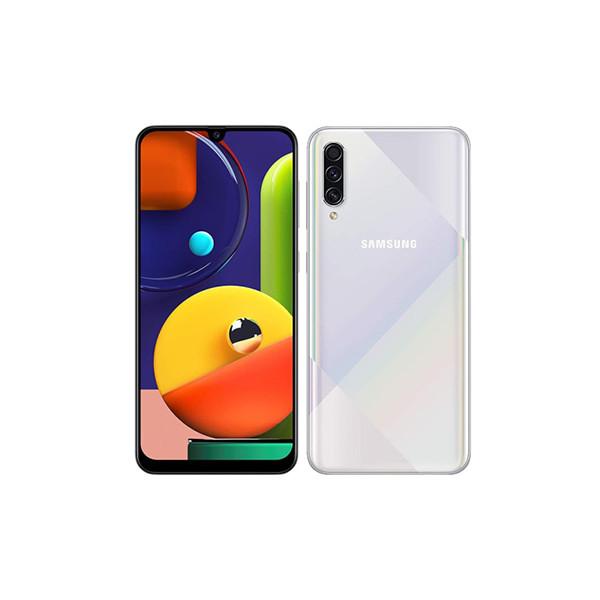 Samsung Galaxy A50s 128GB Prism Crush White