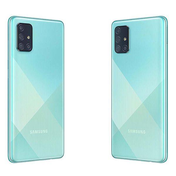 گوشی گلکسی A71 سامسونگ با ظرفیت 128 گیگابایت (6 گیگابایت RAM)