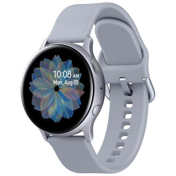 ساعت هوشمند گلکسی SM-R830S سامسونگ سایز 40 میلیمتر رنگ نقرهای