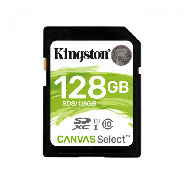 KingSton Canvas Select SD 128GB