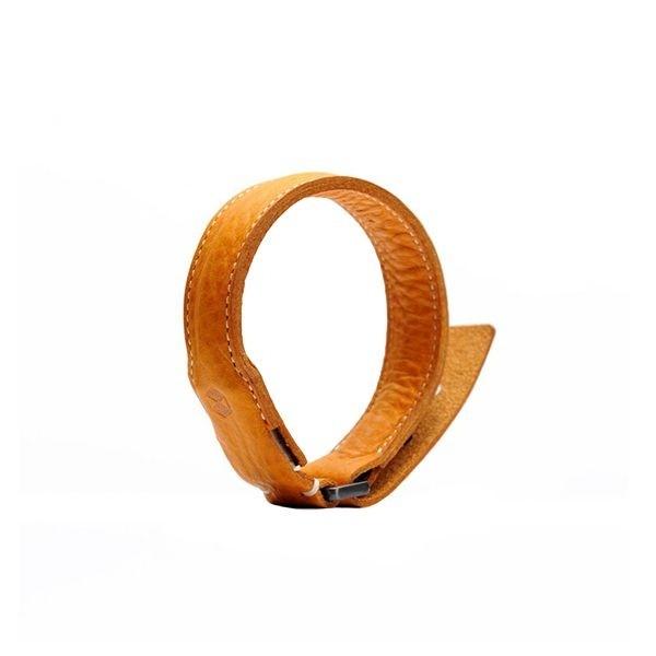 کابل تبدیل USB به لایتنینگ مدل D6 Italian Minerva Box Leather Bracelet Cable اس ال جی دیزاین