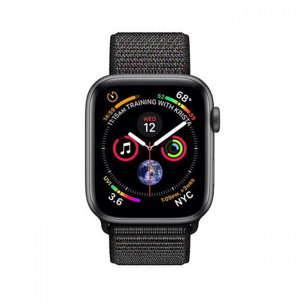 Apple Watch Series 4 GPS 40mm Space Gray