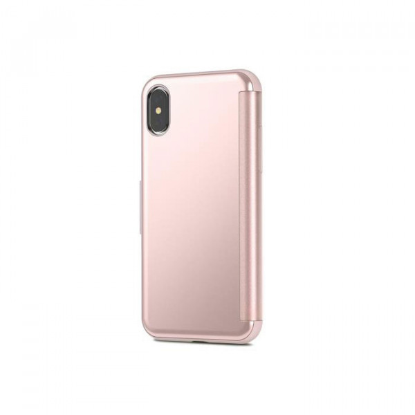 StealthCover Moshi iPhone X pink