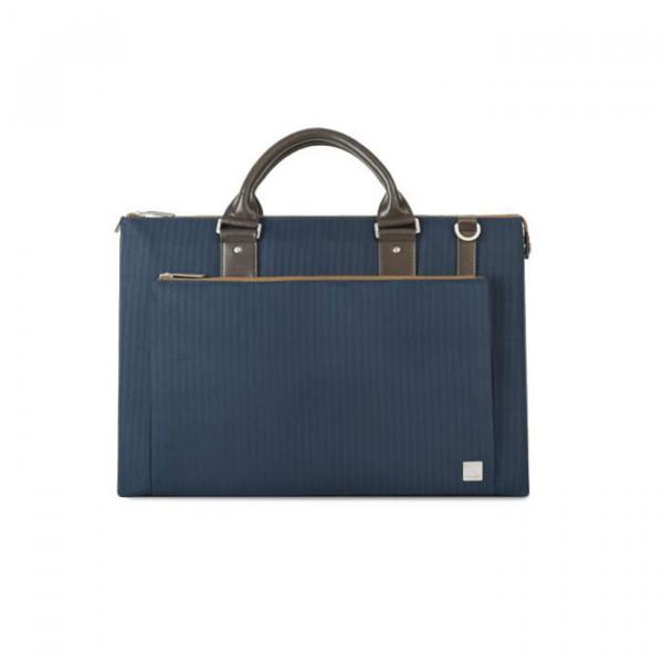 briefcase Moshi Urbana darkblue