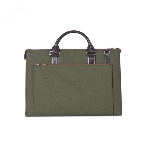 briefcase Moshi Urbana MineralGreen