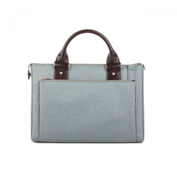 Mini Handbag Moshi Urbana blue