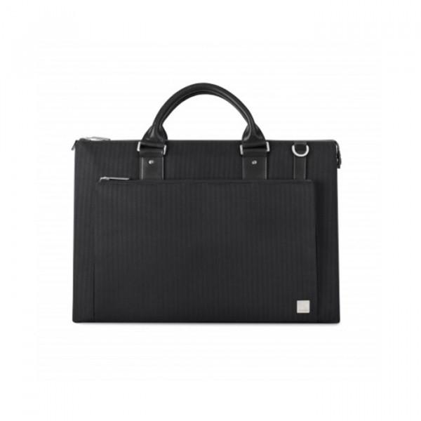 briefcase Moshi Urbana Black