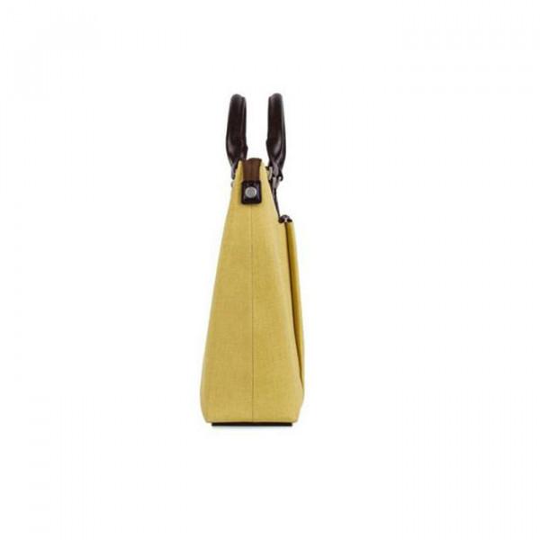 کیف دستی موشی Urbana زرد