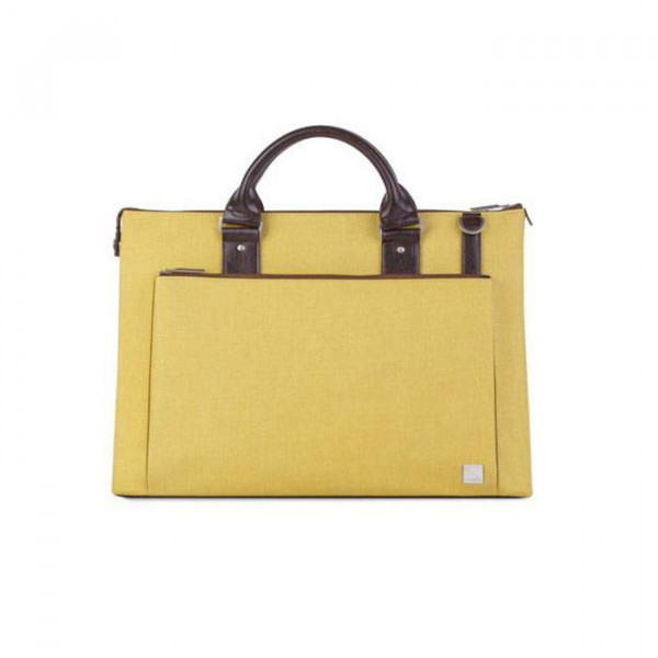 briefcase Moshi Urbana Tuscon Yellow