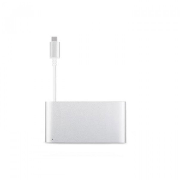 USB-C Multiport Adapter - Silver