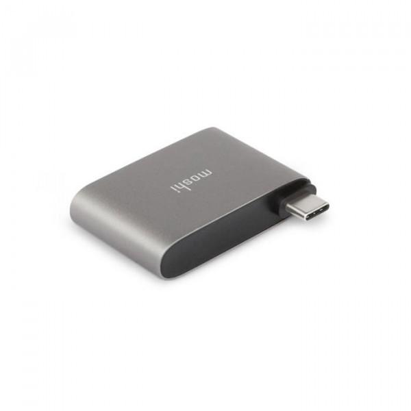 پورت Moshi USB-C to Dual USB-A