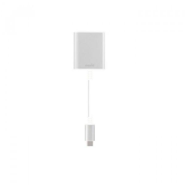 کابل تبدیل موشی USB-C به HDMI Adapter سفید