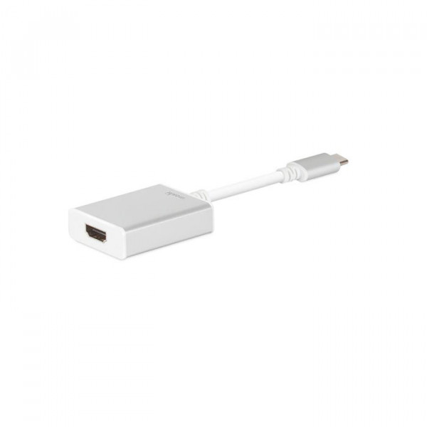 Moshi USB-C to HDMI Adapter  Silver