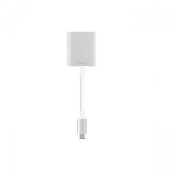 کابل تبدیل موشی USB-C به VGA Adapter سفید