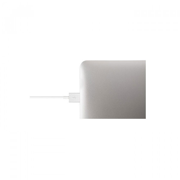 کابل موشی USB With Lightning سفید
