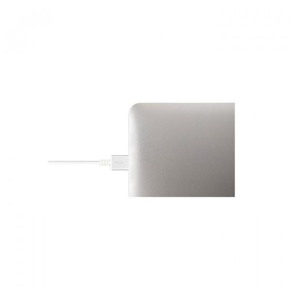 کابل یو اس بی لایتنینگ موشی سفید