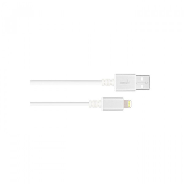 USB Cable Moshi  With Lightning White