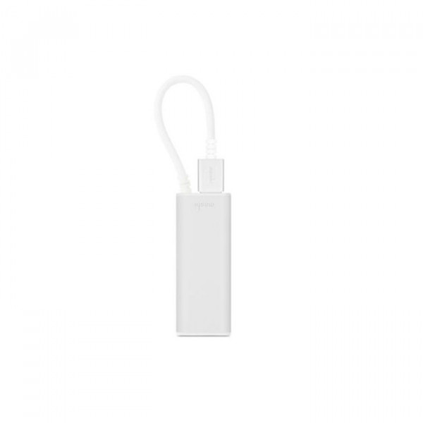 Moshi USB to Ethernet Adapter  Silver