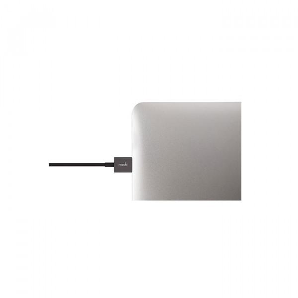 کابل تبدیل USB به Micro USB موشی مشکی